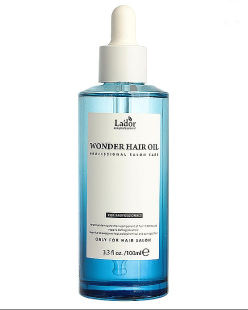 Масло для восстановления волос и ухода за кожей головы Lador Wonder Hair Oil