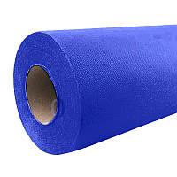 Спанбонд (флизелин) 80г/кв.м 1,6м х 200м Синий