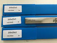 Ножи строгальные и фуговальные Pilana HSS 6% W 200х20х3