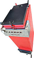 Котлы отопления на дровах Carbon КСТШ-10Д NEW