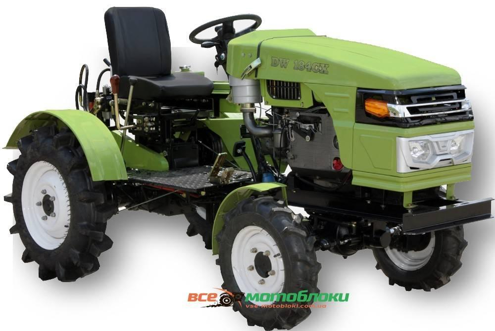 Трактор DW184CX