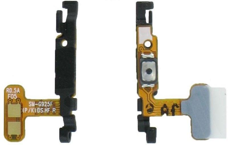 Шлейф кнопки включення для телефону Samsung G925F Galaxy S6