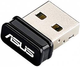 Бездротовий адаптер Asus USB-N10 NANO