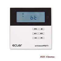 Ecler eWAMPBT встраиваемый в стену усилитель с USB microSD AUX Bluetooth и FM радио
