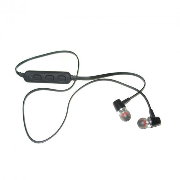 Бездротові Bluetooth-навушники MDR BT 001 Black