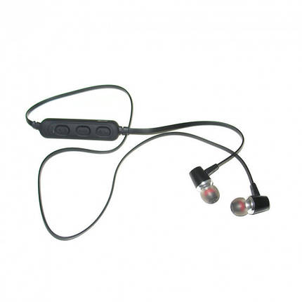 Бездротові Bluetooth-навушники MDR BT 001 Black, фото 2