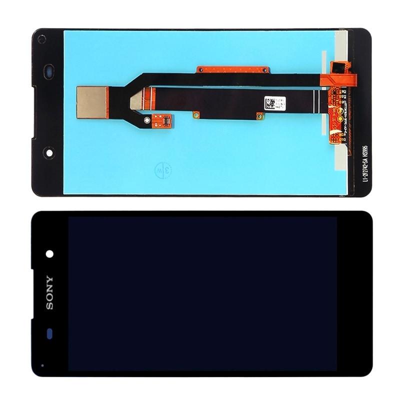 Дисплей модуль Sony Xperia E5 F3311 в зборі з тачскріном, чорний