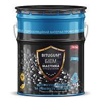 Мастика битумно-эмульсионная на водной основе БИЭМ BITUGUM 18 кг