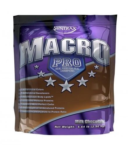 Высокобелковый гейнер Syntrax - Macro Pro (2530 грамм)