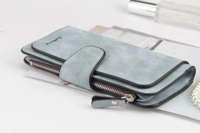 Кошелек Baellerry N2345 blue \ Jeans