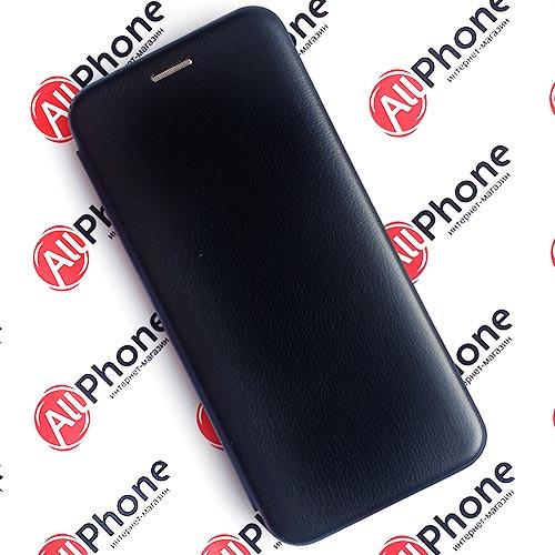 Чехол-книжка Premium Leather Case для Xiaomi Redmi 8