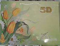 Подарочный пакет для постельного белья  5D
