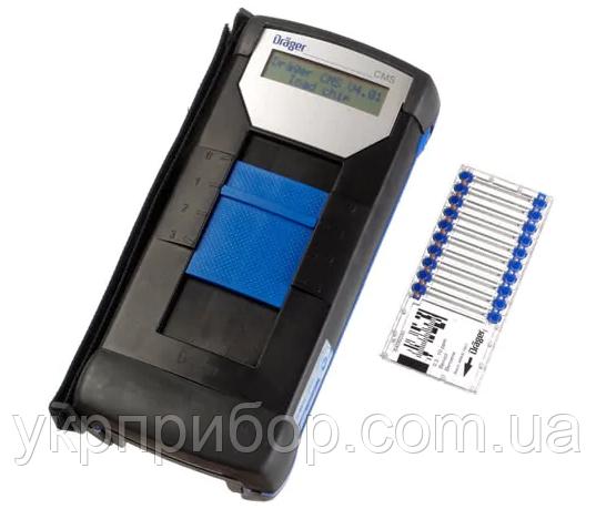 Dräger CMS - вимірювальна система на чіпах