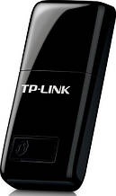 Бездротовий адаптер TP-Link TL-WN823N (300Mbps, USB, mini)
