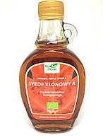 Кленовый сироп, органический,без сахара ТМ Bio Planet, 330 г