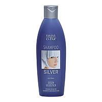 Шампунь для осветленных волос SILVER 250 мл. SWISS-O-PAR 7482