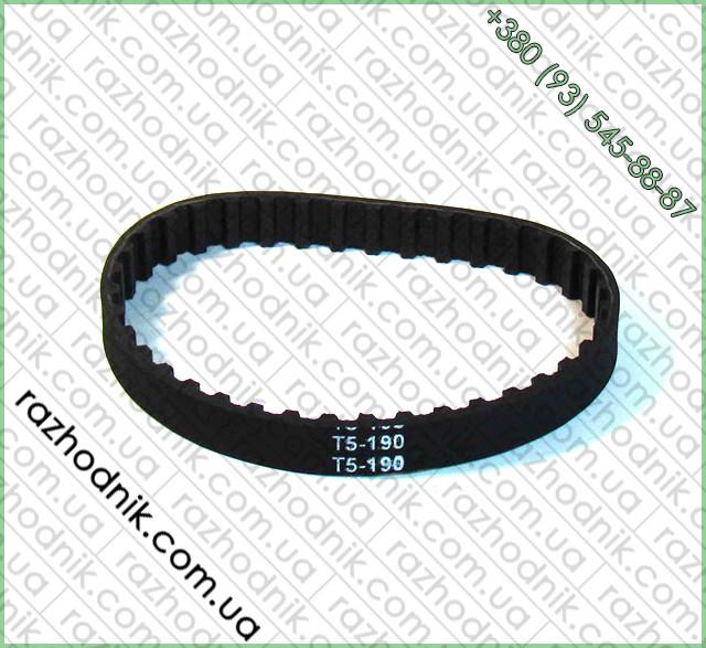 Ремень зубчатый T5-190
