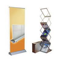 Рекламные конструкции и выставочное оборудование