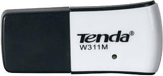 Бездротовий адаптер Tenda W311M 802.11 n 150Mbps, Nano, USB