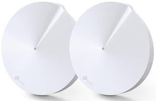 WiFi Mesh система TP-Link Deco M5 2-pack (AC1300, 2xGE, 2шт, MESH)