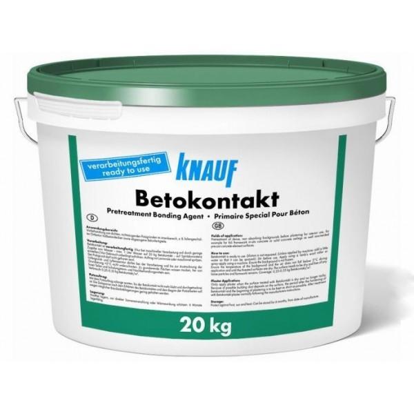 Грунтовка KNAUF Бетоконтакт, 20кг.