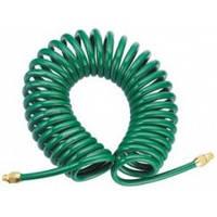 Шланг спиральный для пневмоинструмента 6.5х10мм/ 15м Jonnesway JAZ-7214W (Тайвань)