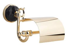 Держатель для туалетной бумаги KUGU Diamond 1111G (латунь, золото)(Бесплатная доставка  ), фото 3