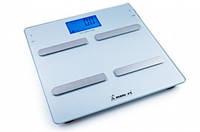 Весы анализаторы на стеклянной платформе Momert 7 функций