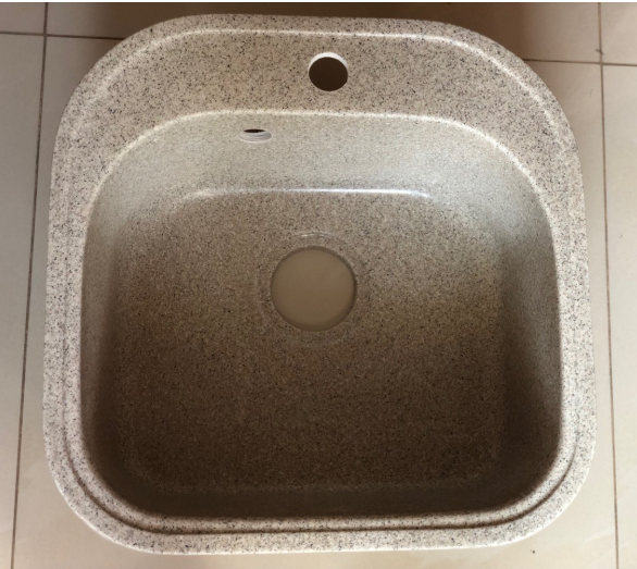 Мойка для кухни гранитная   9-061
