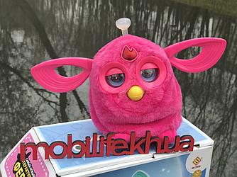 Большая мягкая Говорящая Игрушка Ферби/Коннект Furby/Русский Язык/Высокое Качество!Розовый/
