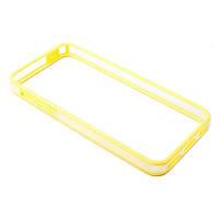 Бампер Devia для iPhone 5/5S/5SE Crystal Yellow