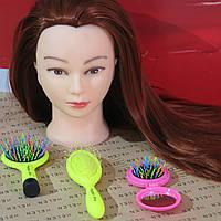 Набор для юного парикмахера с учебной головой