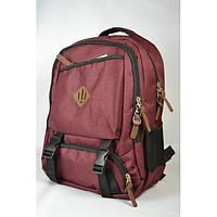 Рюкзак городской Favor 974-08 - бордовый, фото 1