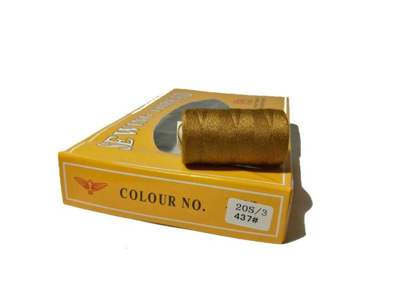 Нитка джинсова № 437 упаковка 12 шт