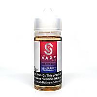 Жидкость USA Vape Lab Blueberry Pomegranate 3 мг 100 мл