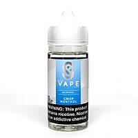 Жидкость USA Vape Lab Crisp Menthol 3 мг 100 мл