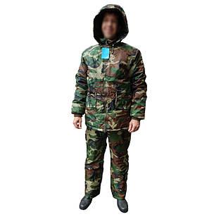 Зимний костюм SKYFISH для рыбалки и охоты ткань оксфорд, Британец