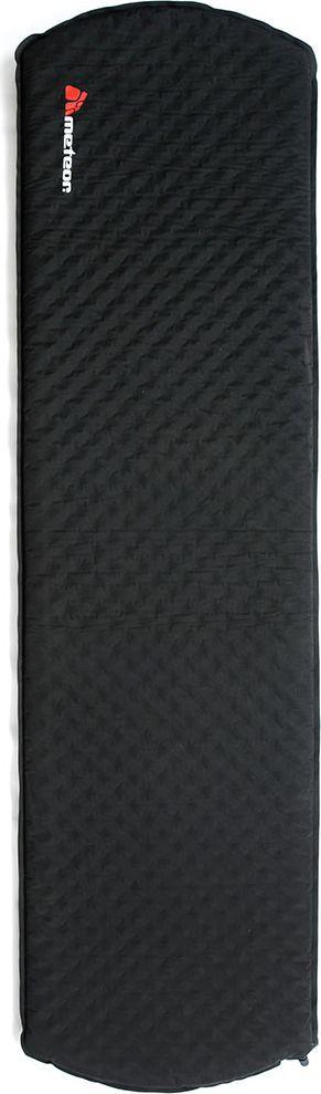 Килимок самонадувающийся METEOR (Black)