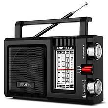 Радіоприймач Sven SRP-450 Black