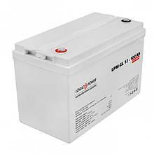Акумуляторна батарея LogicPower 12В 100AH (LPM-GL 12 - 100 AH) GEL