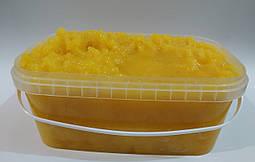 Мед НАТУРАЛЬНЫЙ домашний из подсолнечника 2,200 кг, фото 2