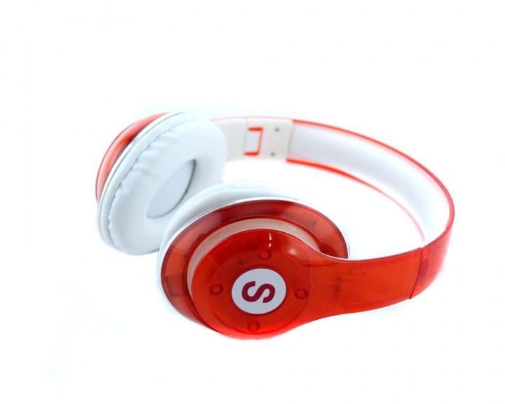 Накладні навушники MDR STUDIO Red