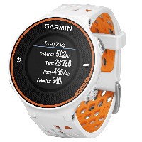Беговые часы Garmin Forerunner 620 White/Orange, фото 1