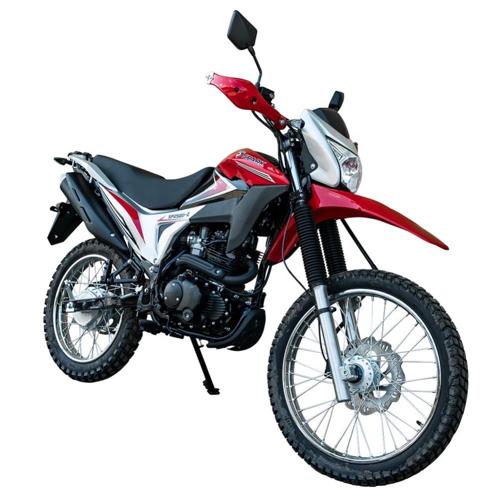 Мотоцикл Эндуро Spark SP 250D-2 ( 250 куб. 18 л.с.)