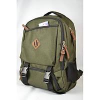 Рюкзак городской Favor 974-08 - зеленый, фото 1