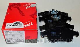 Комплект передних тормозных колодок на Рено Каптюр / TRW GDB1789