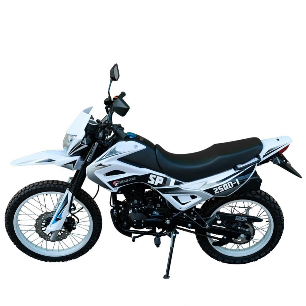 Мотоцикл Эндуро Spark SP 250D-1 ( 250 куб. 18 л.с.)