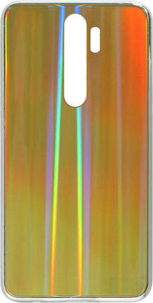 Накладка Xiaomi Redmi Note8 Pro rainbow Chameleon Glass, фото 2