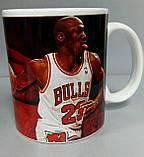 Чашка с изображением Джордан 23, фото 2