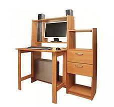 Компьютерный стол Ника Мини+ Флеш Ника, фото 2
